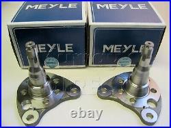 Pair MEYLE Rear Stub Axles (Disc Brake) VW Mk2 Mk3 Golf GTI 8V 16V Corrado VR6