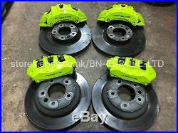 Porsche Cayenne Brembo Front Rear Brake Calipers Discs Pads Turbo S Gts Hybrid
