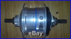 SHIMANO ALFINE 11 SPEED Di2 HUB SG S705 36 H SILVER NEW