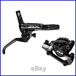 SHIMANO SLX M7000 Hydraulic Disc Brake Set MTB Front & Rear WithResin Pads