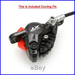 SHIMANO XT BL/BR-M8000 M8100 Hydraulic Disc Brake Set Levers Pair Front/Rear OE