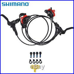 Shimano Deore XT M8000 MTB Hydraulic Disc Brake Levers Front /& Rear Sets Black