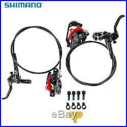 Shimano Deore XT M8000 MTB Hydraulic Disc Brake Set Front & Rear Calipers