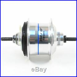 Shimano SG-S705-AS Di2 Alfine CL Disc Brake Rear Hub 11 Speed 36H // Silver
