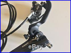 Shimano XT Deore BR-M8000 Disc Brake Set Front & Rear Fully Bled Includes Pads