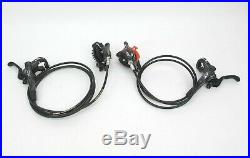 Shimano XT Hydraulic Disc Brakeset BR-M8000 BL-M8000 Front & Rear NEW