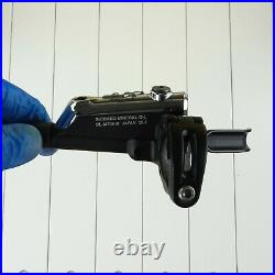 Shimano XT M785 Mountain Bike Hydraulic Disc Brake Set Front and Rear Black