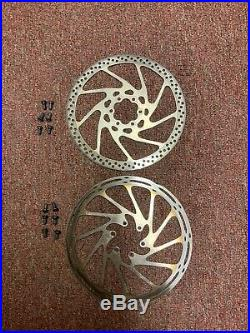 Sram Guide RSC Hydraulic Disc Brake Set Front And Rear