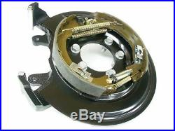TeraFlex Rear Disc Brake Conversion Kit with Rotors For 87-06 Jeep TJ LJ YJ XJ