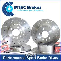 Toyota Celica 1.8 VVTi 99-02 Front Rear Brake Discs and Minex Pads