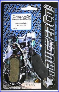 TruckerCo Organic Disc Brake Pads Shimano Saint XTR XT TRP BR m8020 m9120 osm12