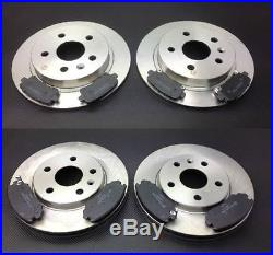Vauxhall Insignia 2.0 Cdti Front & Rear Discs And Pads 2008 2014 Oe Quality