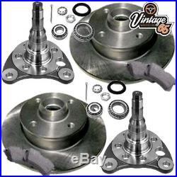 Volkwagen Caddy Mk1 20v Turbo Corrado G60 Rear Brake Disc Conversion With Pads