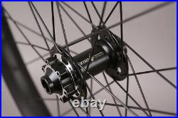 WTB Scraper i40 26 MTB Mountain Bike Wheelset 6 bolt disc 15mm Front 142mm Rear