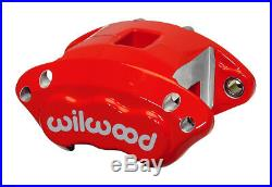 Wilwood GM G-Body Rear Disc Brake Conversion Kit Drilled & Slotted Rotors